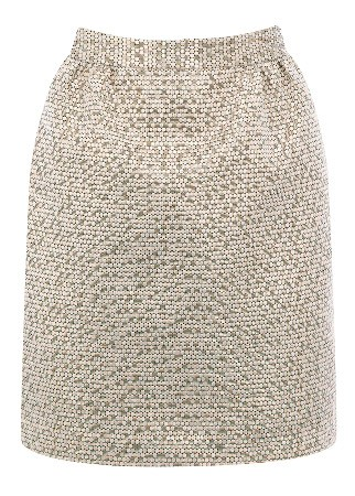 Warehouse jacquard skirt, Was &pound;45, Now &pound;25 - summer sale bargains - sales