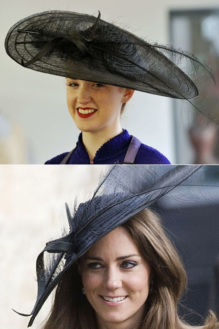 Kate Middleton hats - Kate Middleton style - Kate Middleton hats - Duchess of Cambridge - Marie Claire - Marie Claire UK