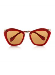 Miu Miu cat eye sunglasses - Fashion Buy of the Day - Marie Claire - Marie Claire UK