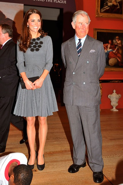 Kate Middleton and Prince Charles - Duchess of Cambridge - Marie Claire - Marie Claire UK