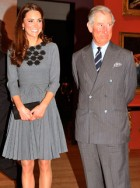Kate Middleton and Prince Charles - Duchess of Cambrige - Marie Claire - Marie Claire UK