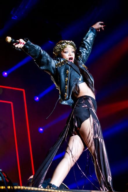 Rihanna - Sweden - Marie Claire - Marie Claire UK