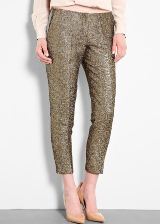 By Malene Birger cropped trousers, £225