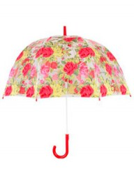 Cath Kidston Royal Rose Birdcage umbrella - Fashion Buy of the Day - Marie Claire - Marie Claire UK