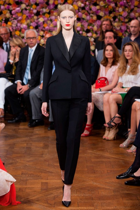 Christian Dior Haute Couture autumn/winter 2012 show
