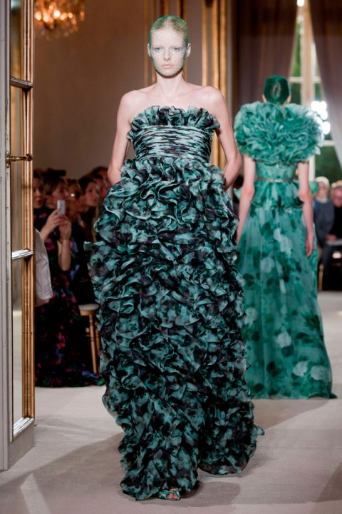 Giambattista Valli Couture A/W 2012
