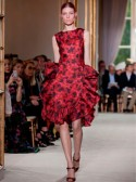 Giambattista Valli Haute Couture Autumn Winter 2012 Show | Catwalk Pictures