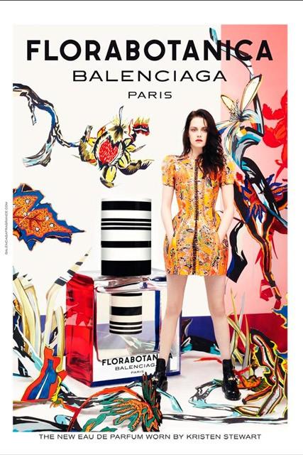 Kristen Stewart para Balenciaga - Marie Claire - Marie Claire UK