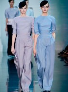 Armani Prive Couture A/W 2012