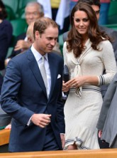 Kate Middleton and Prince William - Wimbledon 2012 - Marie Claire - Marie Claire UK