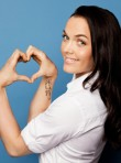 Victoria Pendleton for P&G Proud Sponsor of Mums
