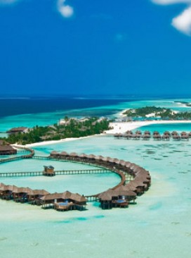 Maldives spa review - Marie Claire - Marie Claire UK