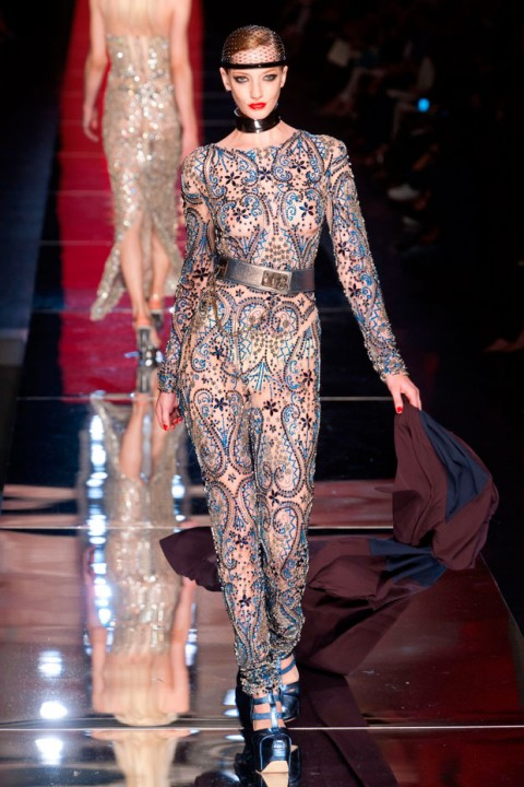 Jean Paul Gaultier Couture Autumn/Winter 2012