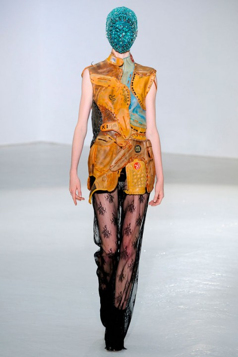 Maison Martin Margiela Autumn/Winter 2012