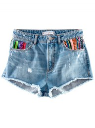 H&M denim shorts - Fashion Buy of the Day - Marie Claire