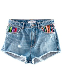 H&amp;M denim shorts - Fashion Buy of the Day - Marie Claire