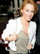 Kylie Minogue and Nicole Ritchie sport jeans and T-shirt trend