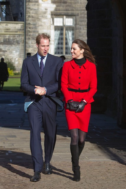 Kate Middleton & Prince William's secret Scottish break