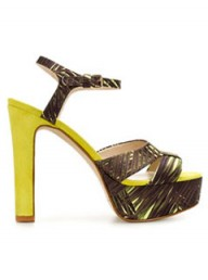 Zara fabric sandal - Fashion Buy of the Day - Marie Claire - Marie Claire UK