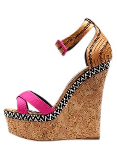 Rupert Sanderson pink platform wedges - fashion buy of the day - marie claire uk