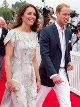 Prince William and Kate Middleton raise £1 million for charity at the Santa Barbara Polo Club