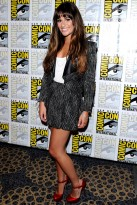 Lea Michele at Comic-Con 2012 in San Diego