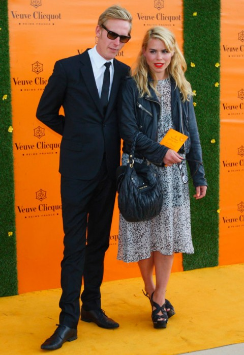Veuve Clicquot Gold Cup polo - Marie Claire - Marie Claire UK