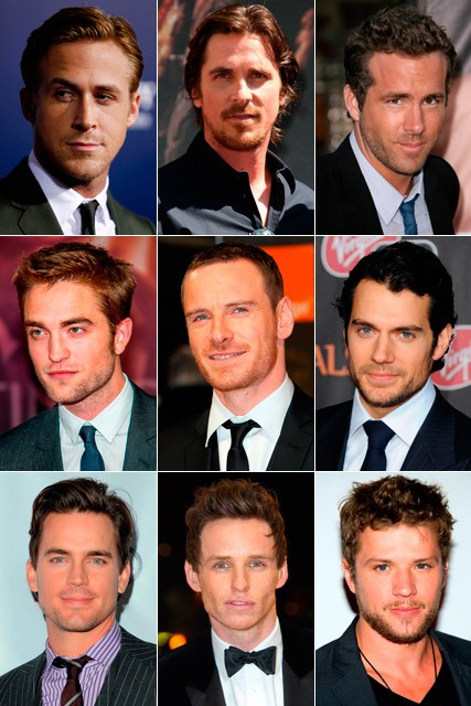 Who will play Christian Grey in Fifty Shades of Grey the movie?