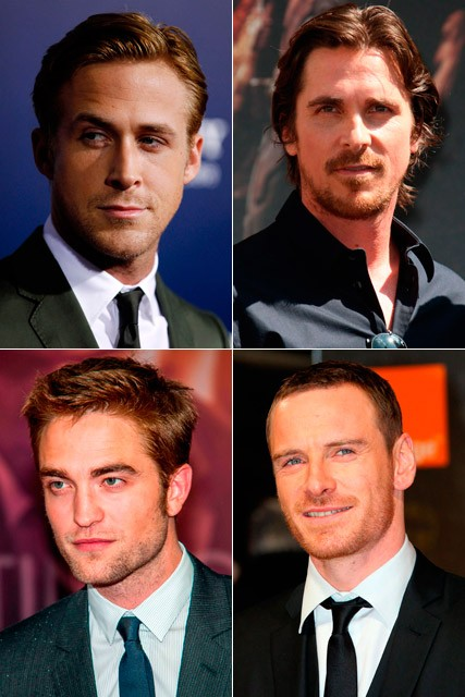 Who will play Christian Grey?