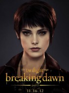 Ashley Greene - Twilight Breaking Dawn Part 2 movie posters