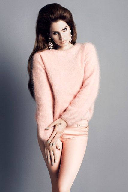 Lana Del Rey for H&amp;M autumn/winter 2012 