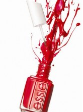 essie - splash - red- marieclaire - salon