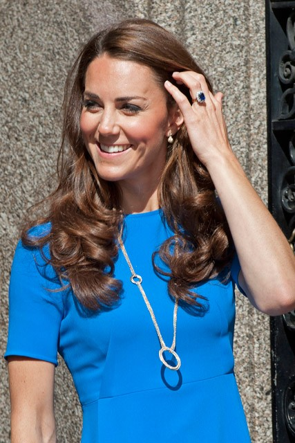 Kate Middleton's necklace - Duchess of Cambridge - Marie Claire - Marie Claire UK