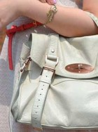 We're loving..the Mulberry Alexa bag
