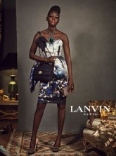 Lanvin Advertising Campaign Fall 2012