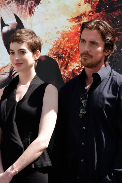Anne Hathaway and Christian Bale speak out about Denver shooting tragedy
