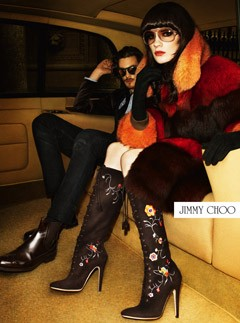 Jimmy Choo name Pierre Denis as new CEO