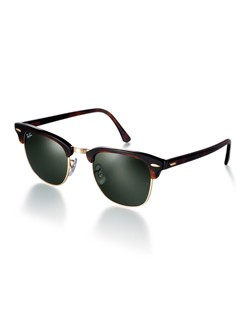 Ray Ban Clubmasters Sunglasses 