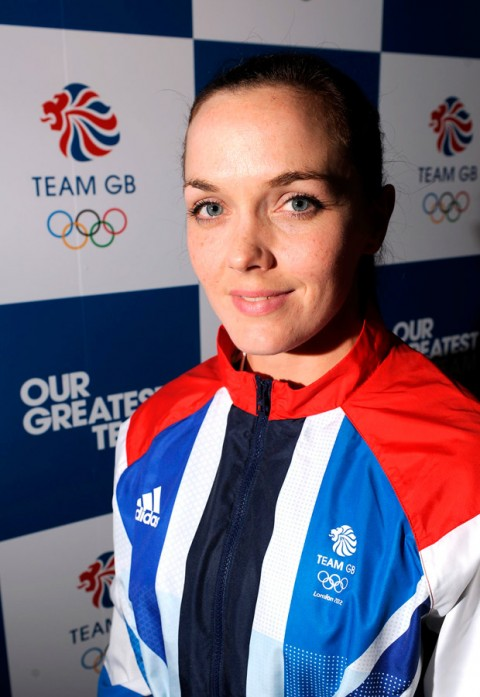 Victoria Pendleton - Meet Team GB - Olympics 2012 - London 2012 - Marie Claire- Marie Claire UK