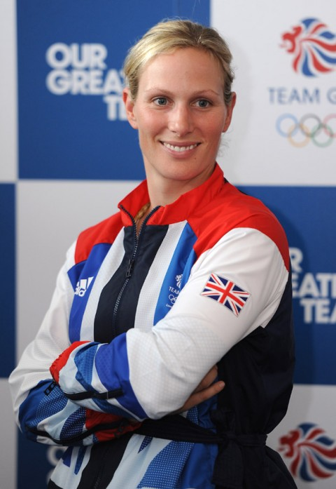 Zara Phillips - Meet Team GB - Olympics 2012 - London 2012 - Marie Claire- Marie Claire UK