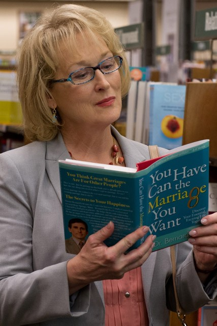 Meryl Streep in Hope Springs