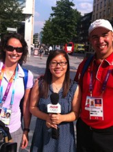 Marie Claire's Ann Ho on why she can't wait for the London 2012 Olympics