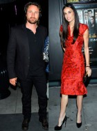 Demi Moore moved on from Ashton Kutcher, dating Martin Henderson