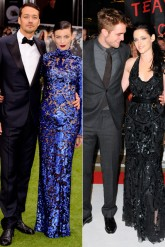 Scandalous celebrity affairs