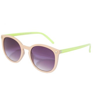 Zara two-tone sunglasses, £17.99
