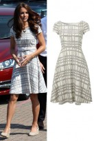 Kate Middleton wears �35 Hobbs dress for Olympic visit