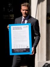 David Beckham - Marie Claire - Marie Claire UK