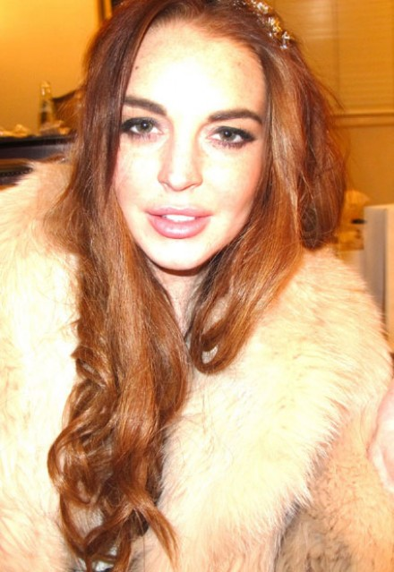 lady gaga, lindsay lohan, girls night, chateau marmont, ellen von unwerth, marie claire, marie claire uk, celebrity news, celebrity pics