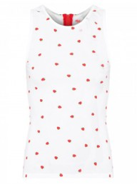 Pret-a-Surf Strawberry Print Tank 