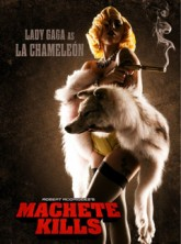 Lady Gaga in Robert Rodriguez's Machete Kills